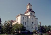 Benton Co Courthouse Corvallis