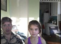 Nick and roxie Skype  8-4-13